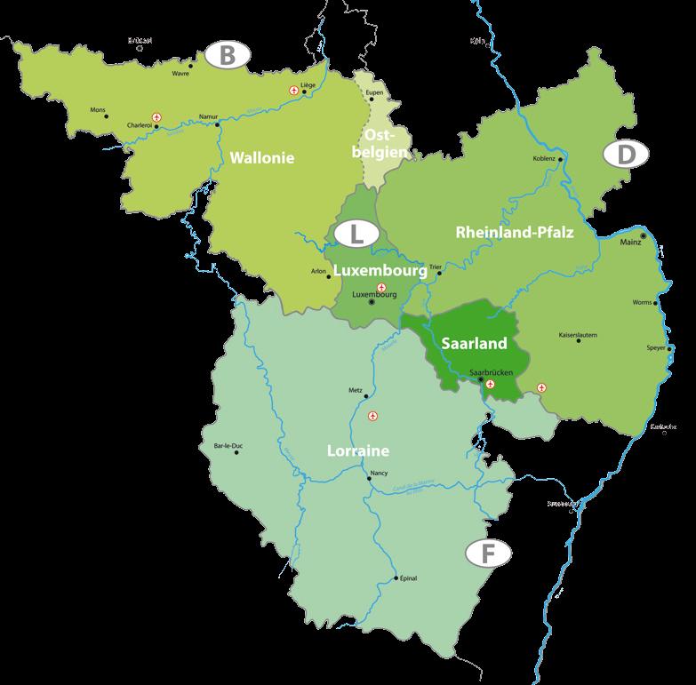 Kreavert Großregion